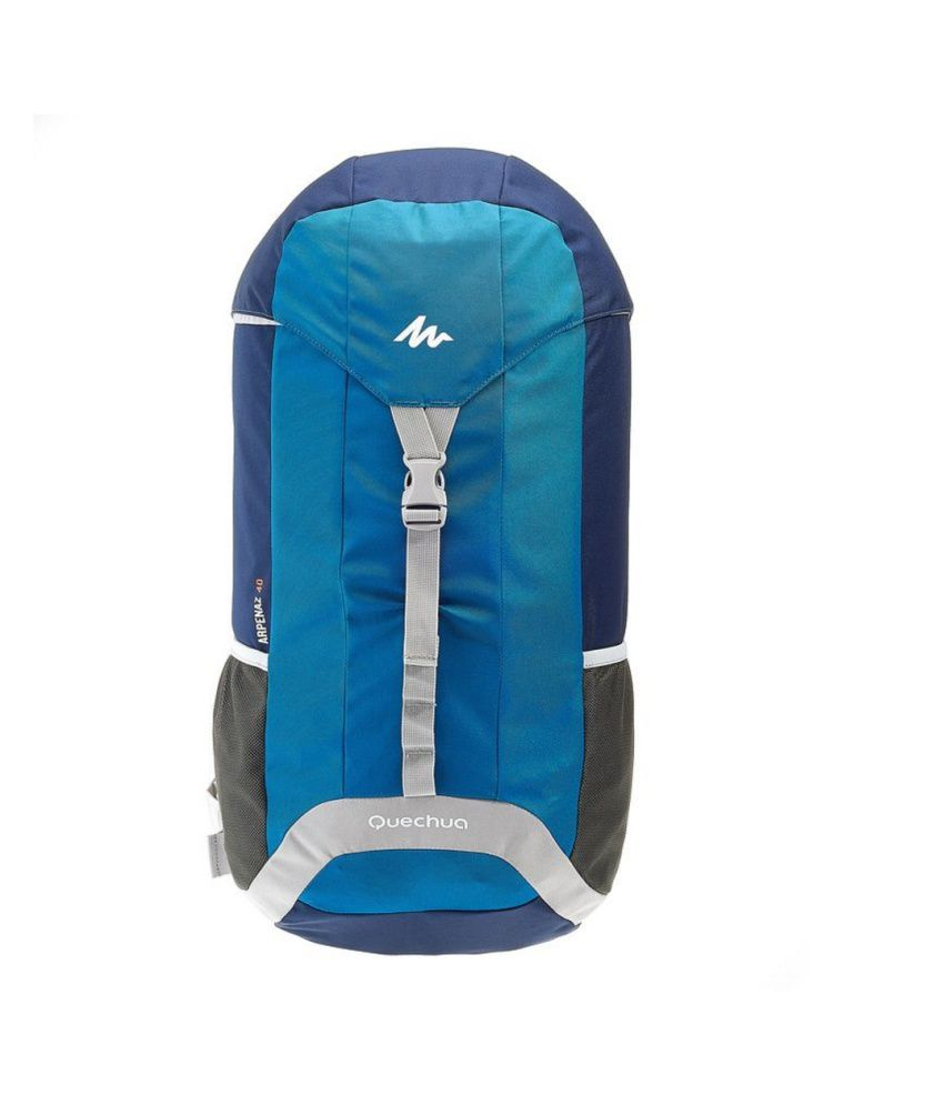 quechua arpenaz 40 2 to 3 days hiking backpack by