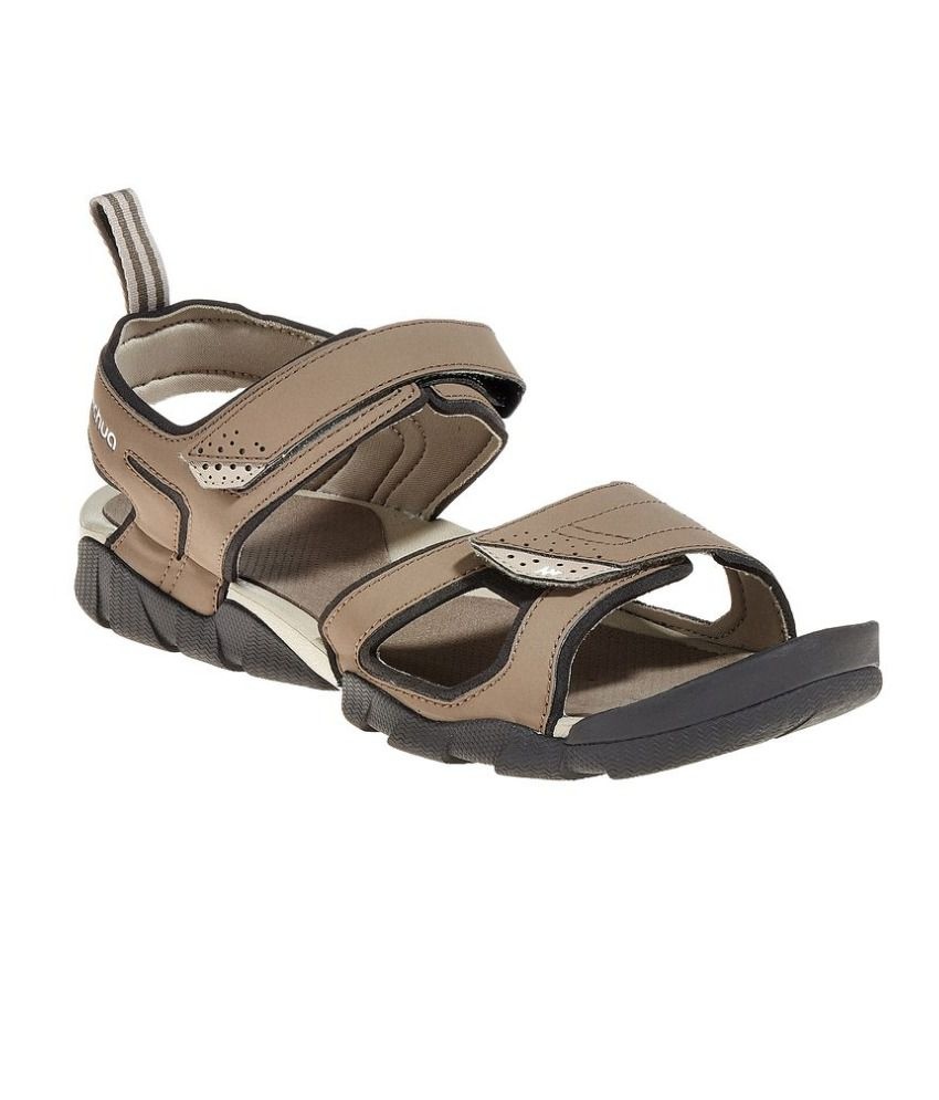 d32c5c4c389 QUECHUA Arpenaz 50 Men s Hiking Sandals By Decathlon - Buy QUECHUA Arpenaz  50 Men s Hiking Sandals By Decathlon Online at Best Prices in India on  Snapdeal