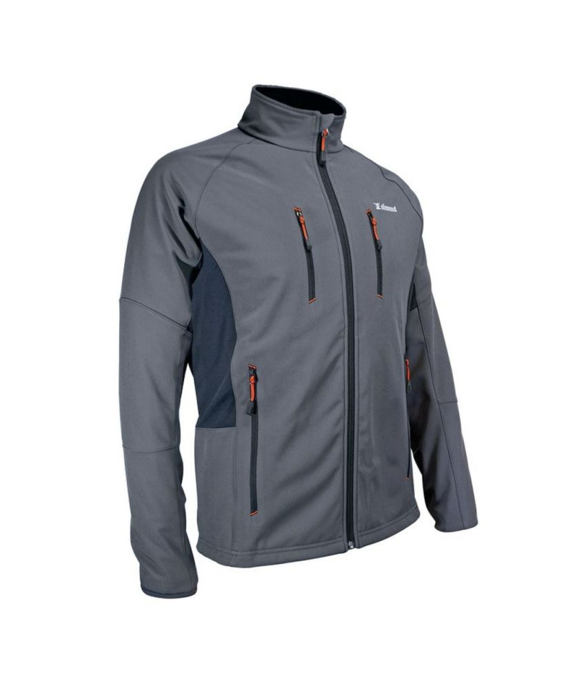 SIMOND Alpinism Softshell Mountaineering Jacket By Decathlon