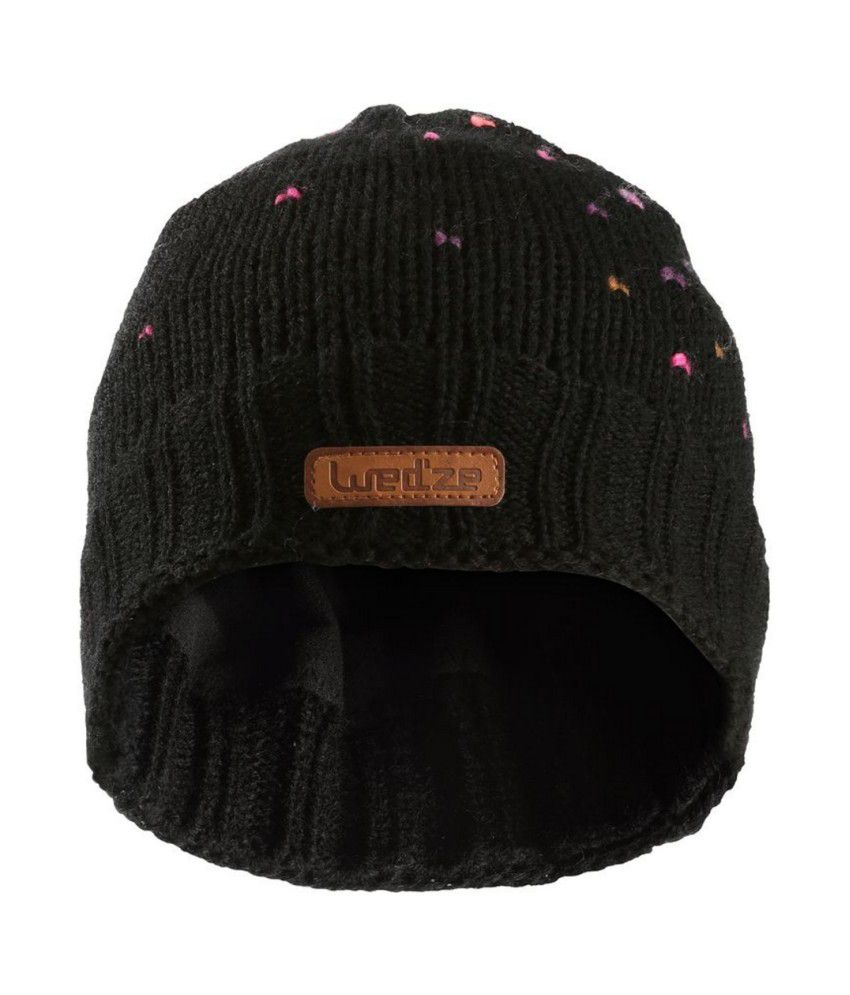 WEDZE Trend Adult Ski Beanie By Decathlon