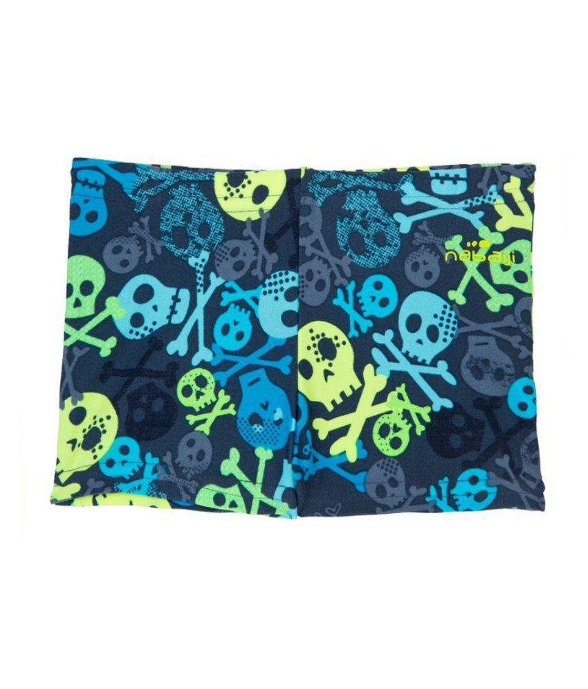 NABAIJI Boxer Titou All Skull Kids Swimwear By Decathlon/ Swimming Costume