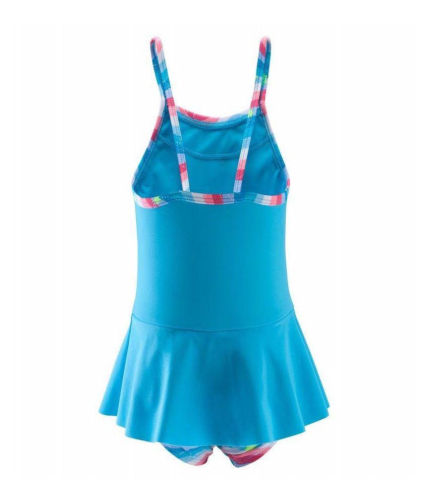 Nabaiji Mad Dress All Bow Girls Swimwear By Decathlon Swimming