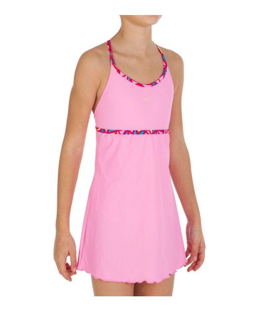 NABAIJI Riana Skirt Mozi Girls Swimwear By Decathlon