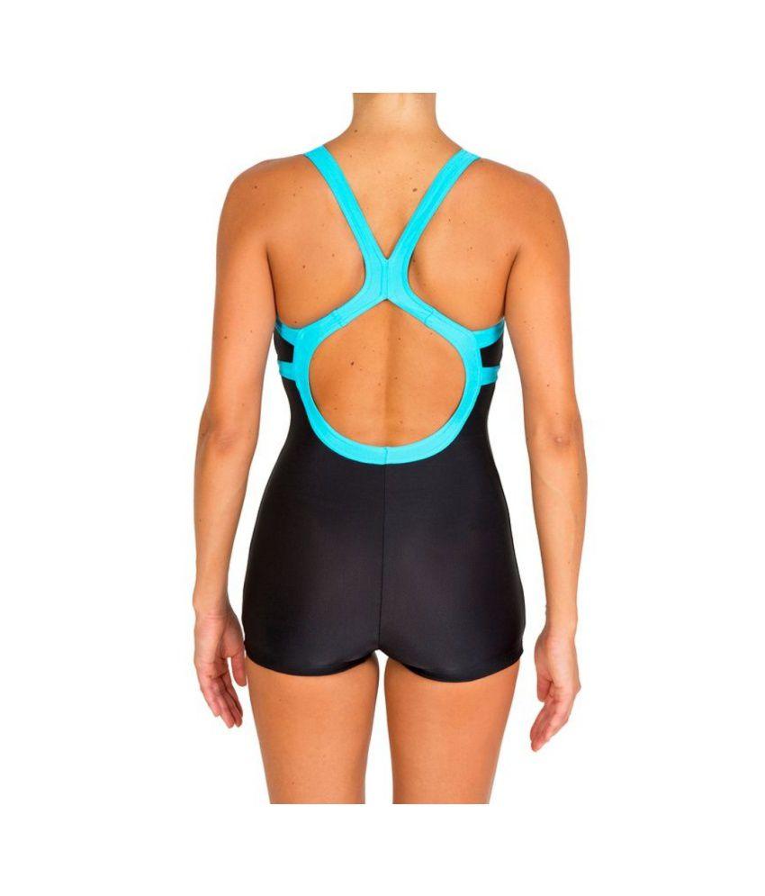 d9be4f15fee7c ... NABAIJI Shorty Debo Light Women's Swimwear By Decathlon/ Swimming  Costume ...