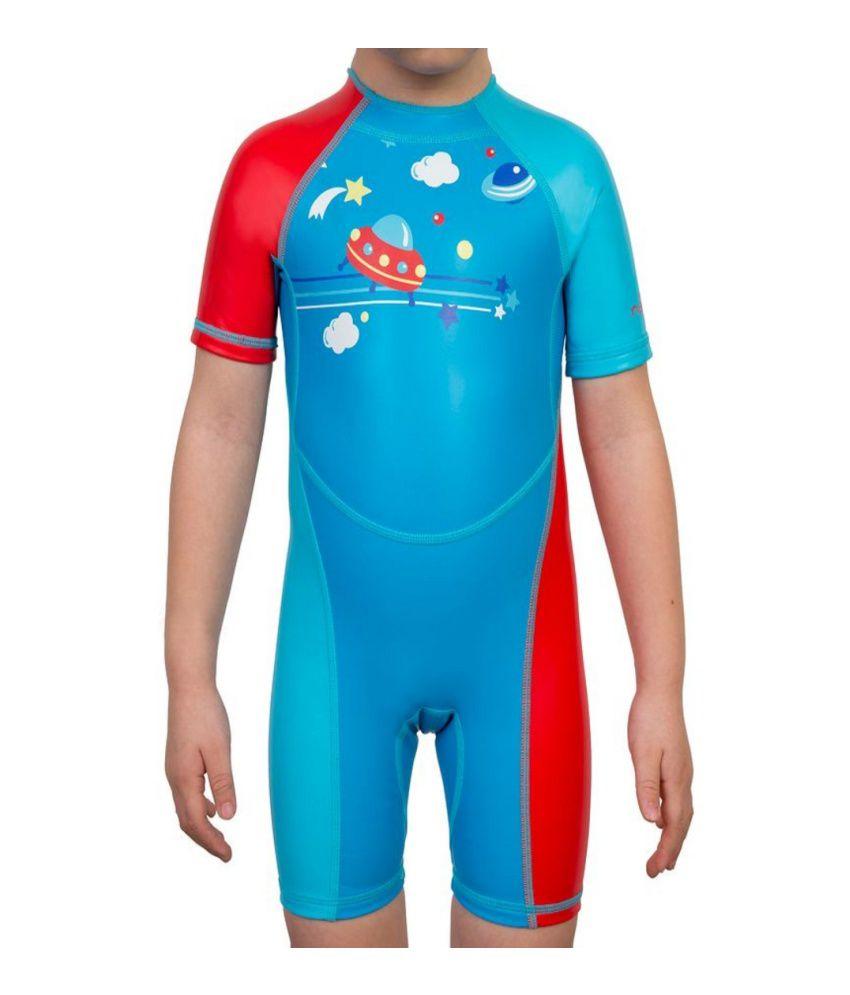 NABAIJI Shorty Kloupi Scoup Kids Swimwear By Decathlon