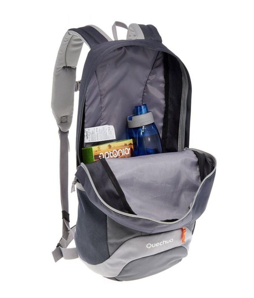 quechua below 45 litre hiking bag by decathlon buy