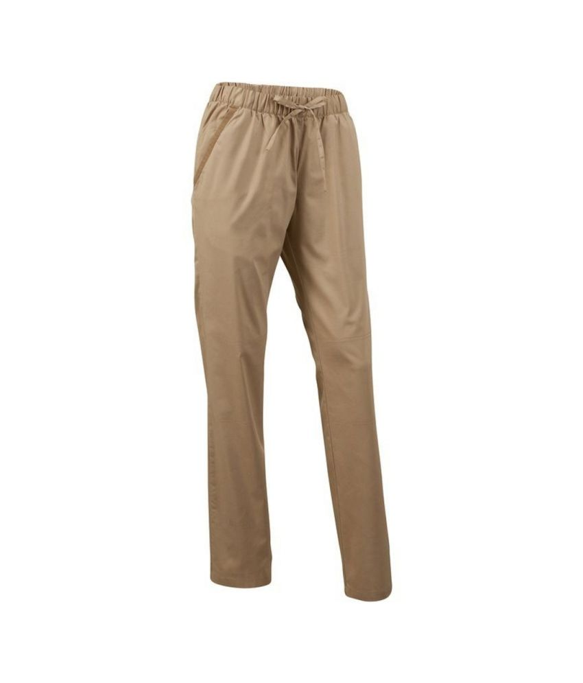 QUECHUA Arpenaz 20 Women's Hiking Trousers By Decathlon