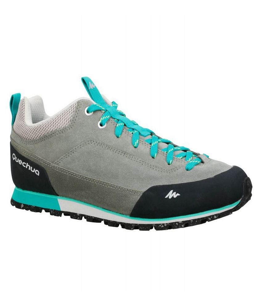 f7e60d845691 QUECHUA Arpenaz 500 Women s Leather Hiking Shoes By Decathlon - Buy QUECHUA  Arpenaz 500 Women s Leather Hiking Shoes By Decathlon Online at Best Prices  in ...