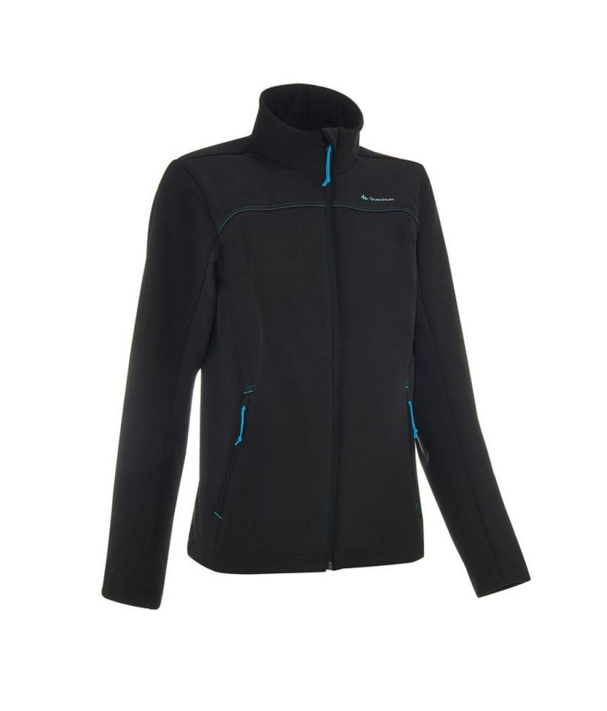 QUECHUA Forclaz 100 Women's Softshell Jacket By Decathlon