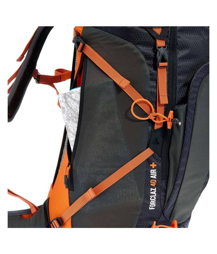 461f74ed265a ... QUECHUA Forclaz 40 Air Plus 2 to 3 Days Hiking Backpack By Decathlon ...