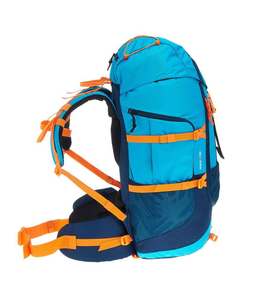 9df2af185e3a QUECHUA Forclaz 40 Kids Hiking Backpack By Decathlon - Buy ...