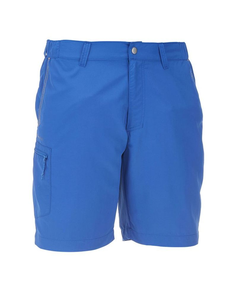 QUECHUA Forclaz 50 Men's Hiking Shorts By Decathlon