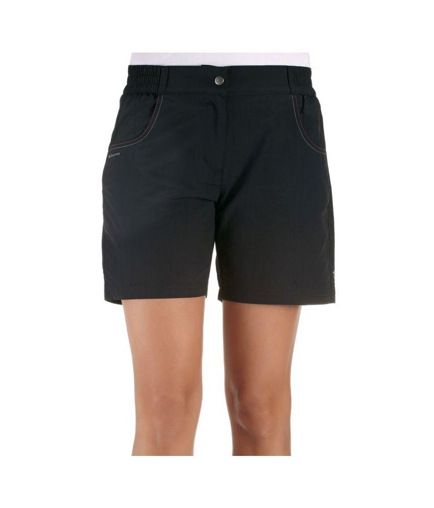 QUECHUA Forclaz 50 Women's Hiking Shorts By Decathlon