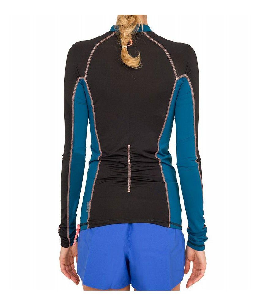 TRIBORD UV Ride Long Sleeves Women Rash Vest By Decathlon