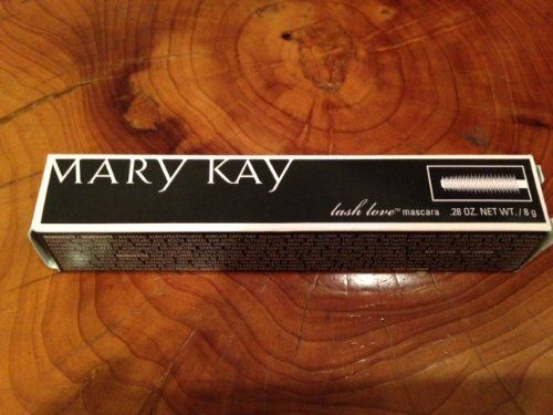 Mary Kay Imported Mary Kay Lash Love Mascara in BLACK