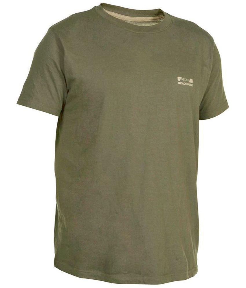 Solognac T-Shirt Steppe 100