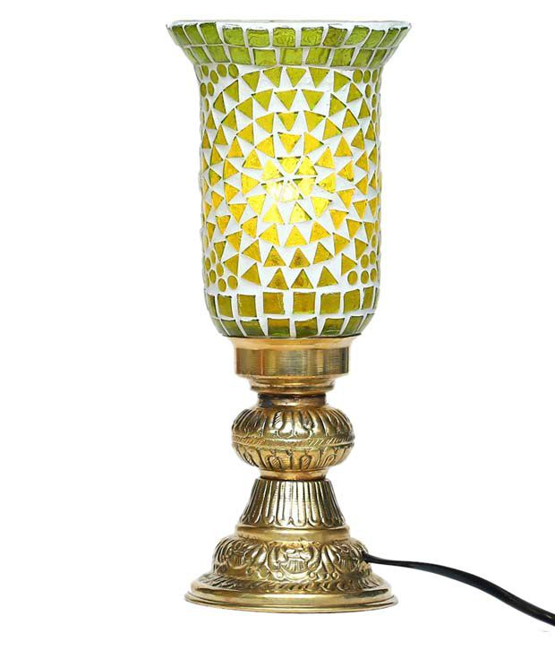 Eternity Multicolour Table Lamp Best Price In India On