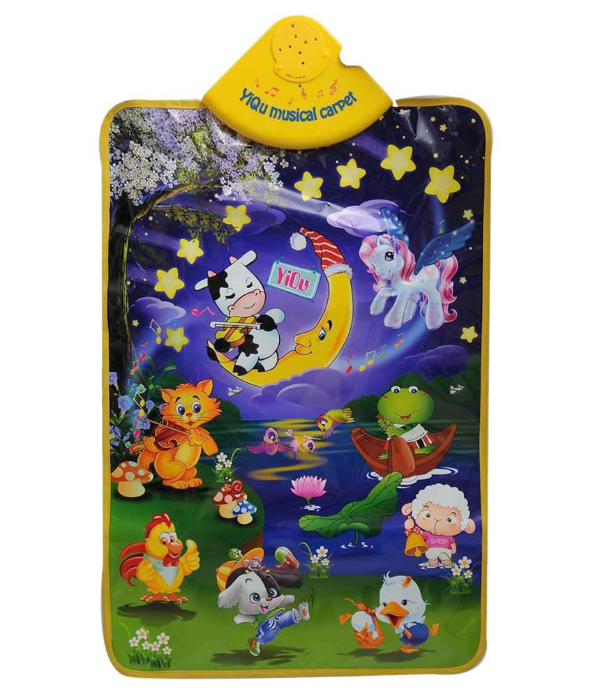 Happy Kids Happy Kids Multicolour Musical Mat
