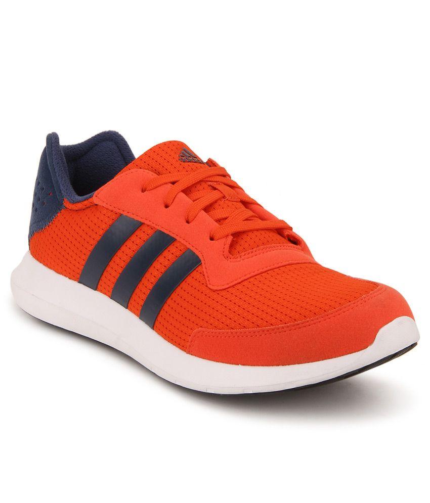 063e4ae5cba Adidas Element Refresh Orange Running Sports Shoes - Buy Adidas Element  Refresh Orange Running Sports Shoes Online at Best Prices in India on  Snapdeal