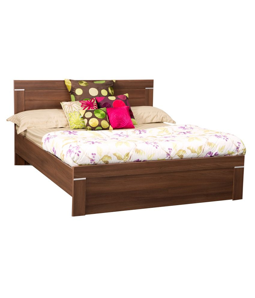 Debono Solitaire Queen Size Bed Best Price In India On 8th February 2018 Dealtuno