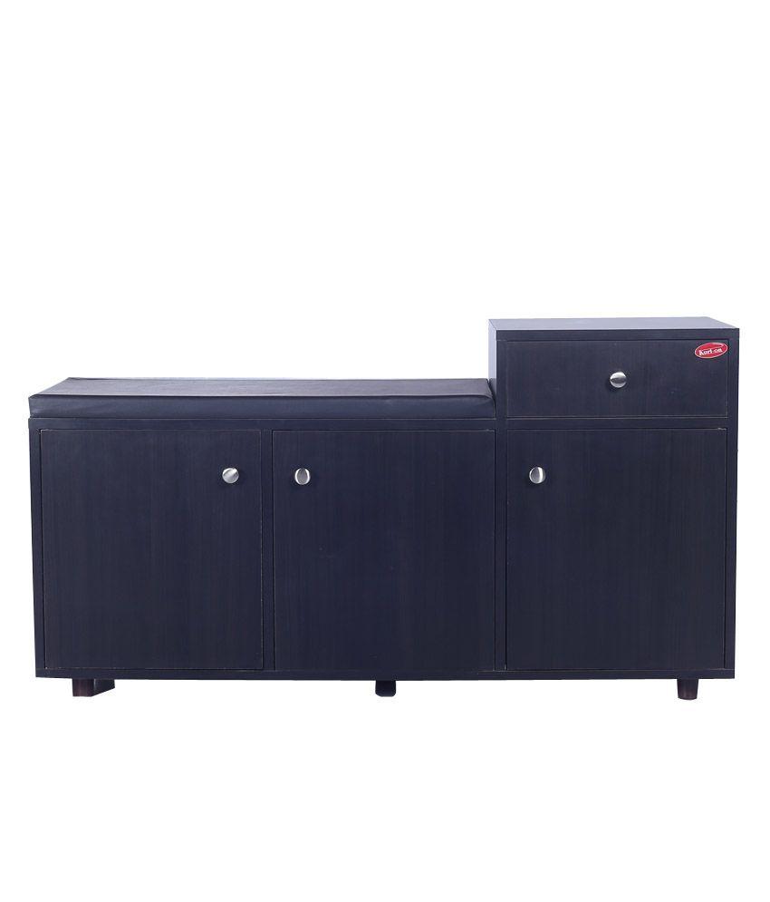 kurlon sit n fit extra shoe rack buy kurlon sit n fit extra shoe rack online at best prices in. Black Bedroom Furniture Sets. Home Design Ideas