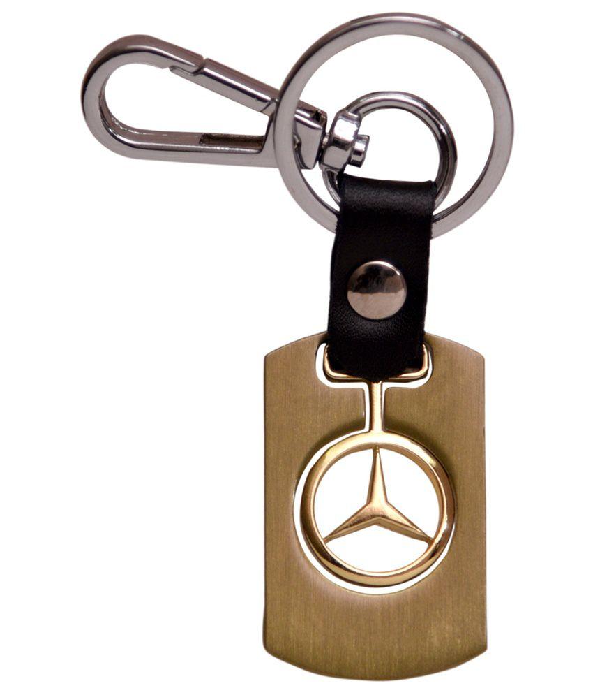 Oyedeal Mercedes Benz Premium Metal Key Chain