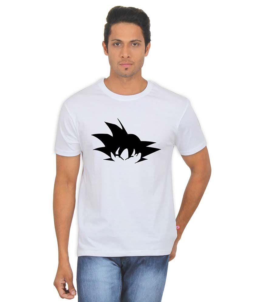 FanIdeaz White Round T Shirts