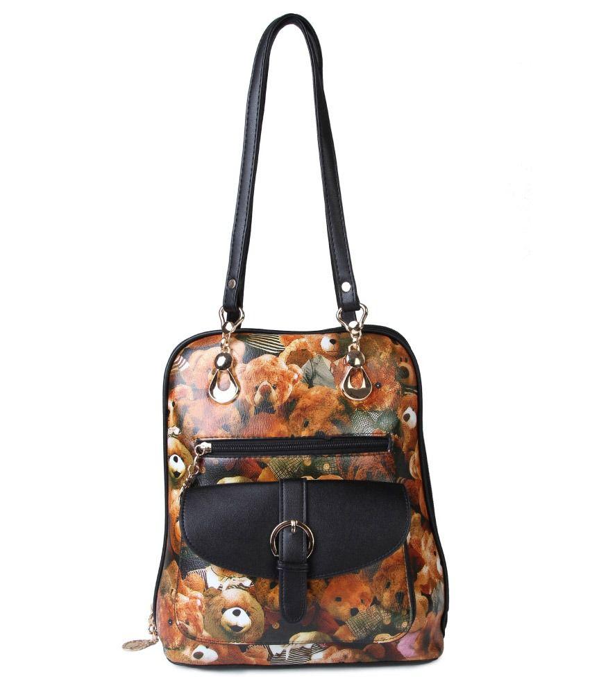 Kleio Multi P.U. Backpacks