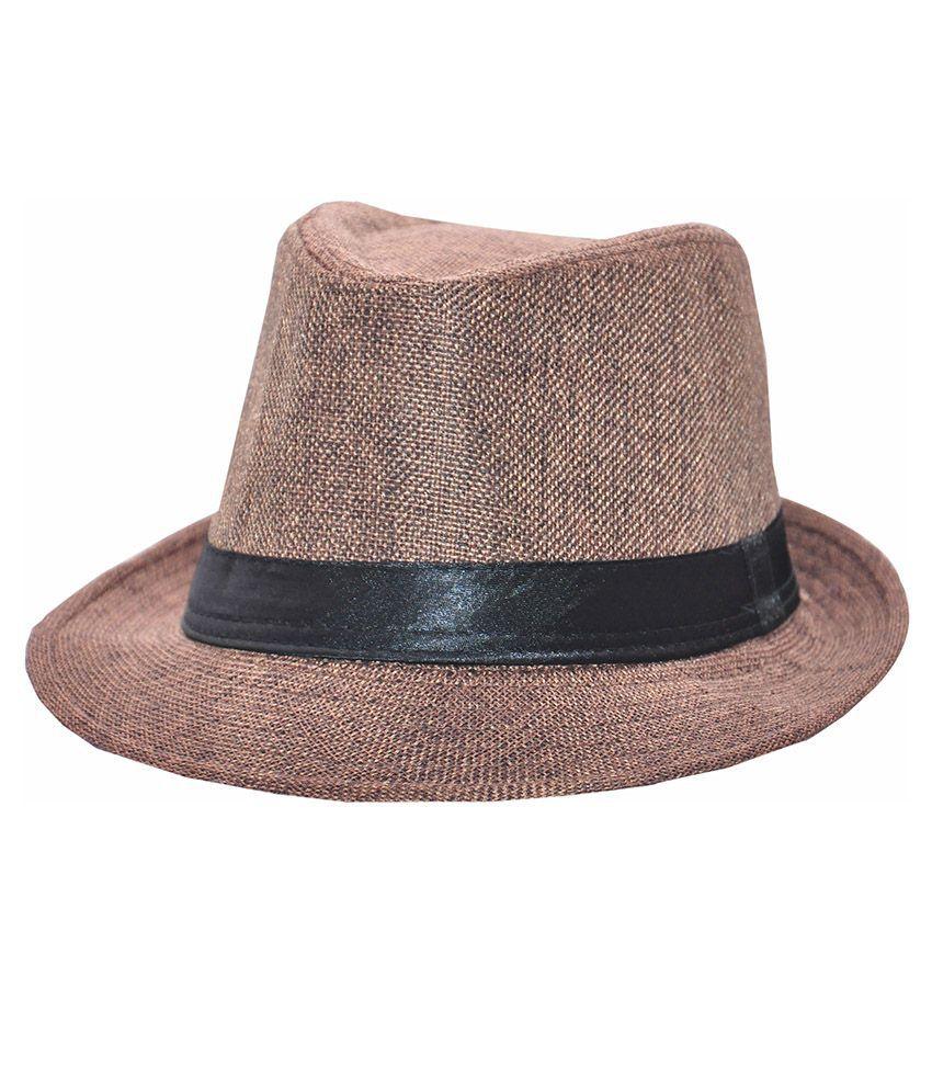 Ellis Brown Cotton Fidora Hat