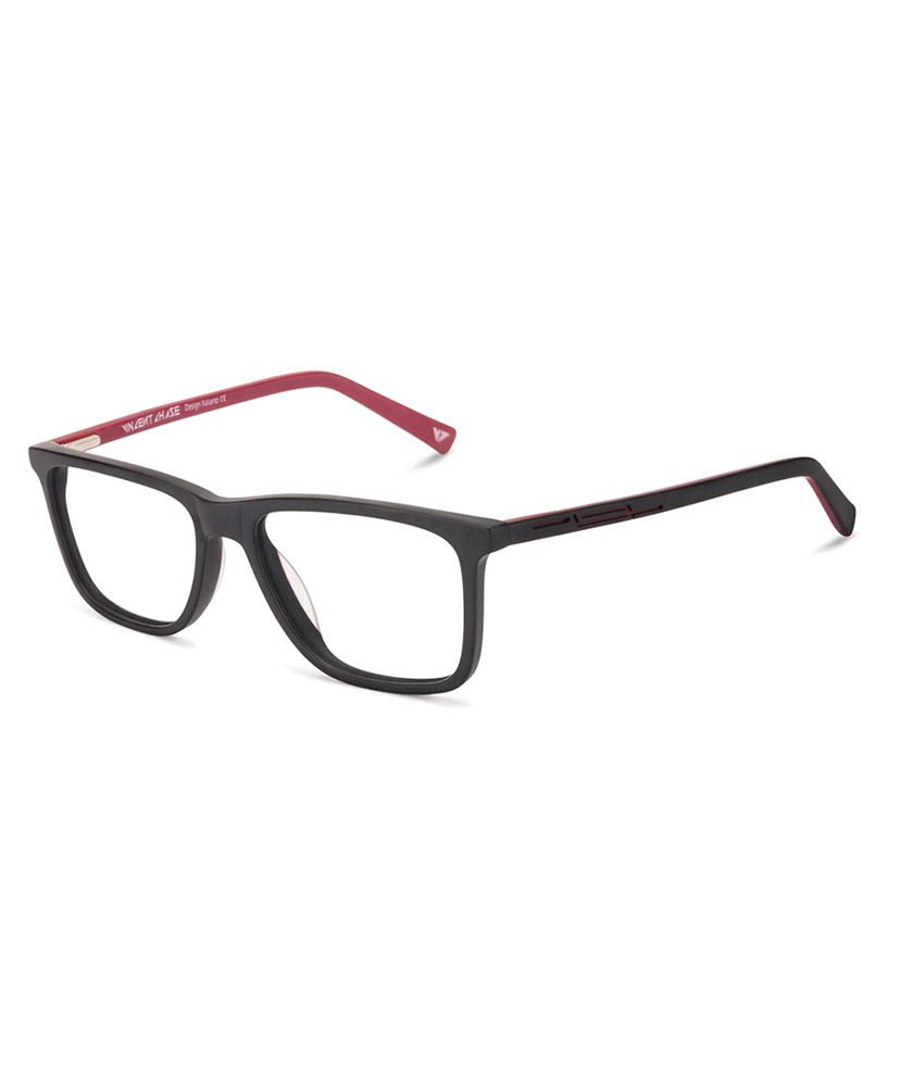 007a3c025d Vincent Chase Red Rectangle Spectacle Frame - Buy Vincent Chase Red Rectangle  Spectacle Frame Online at Low Price - Snapdeal