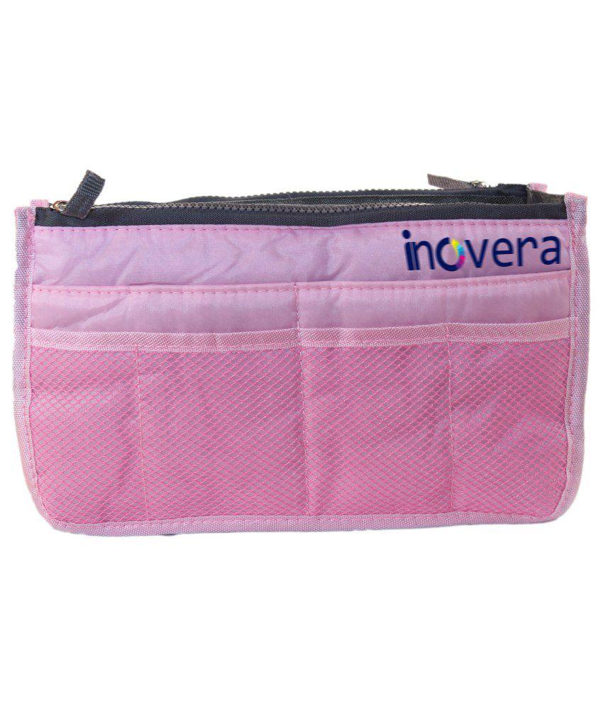 Inovera Pink Canvas Travel kits