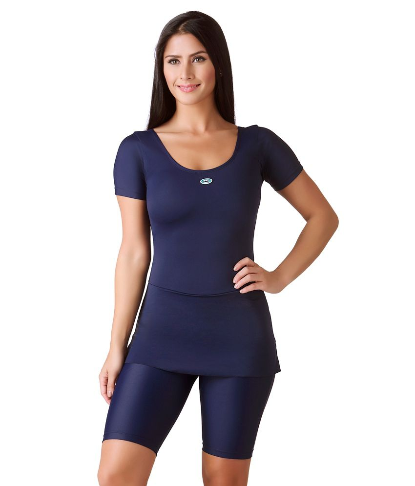 Buy Lobster Navy Blue Swimwear Online At Best Prices In India Snapdeal