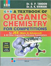 New Pattern Textbook of Organic Chemistry for Competitions IIT-JEE & All Other Engineering Entrance Exams
