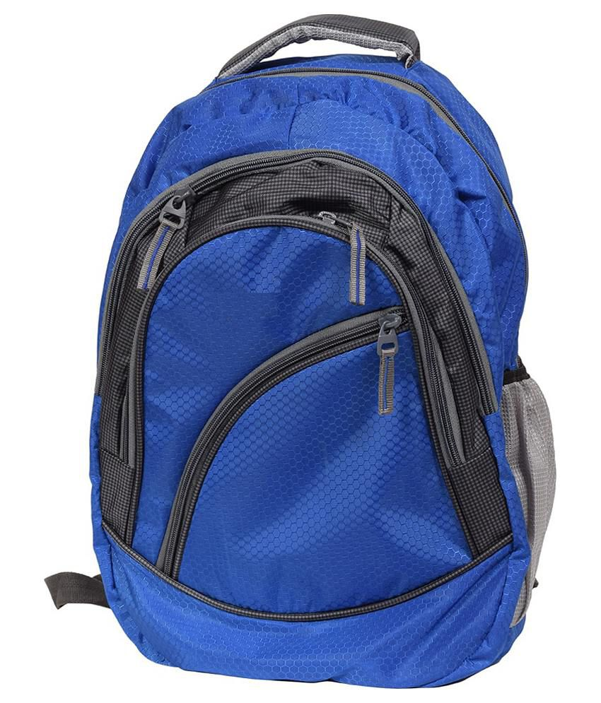 FIPPLE Blue Polyester Laptop Bag For Dell Laptops