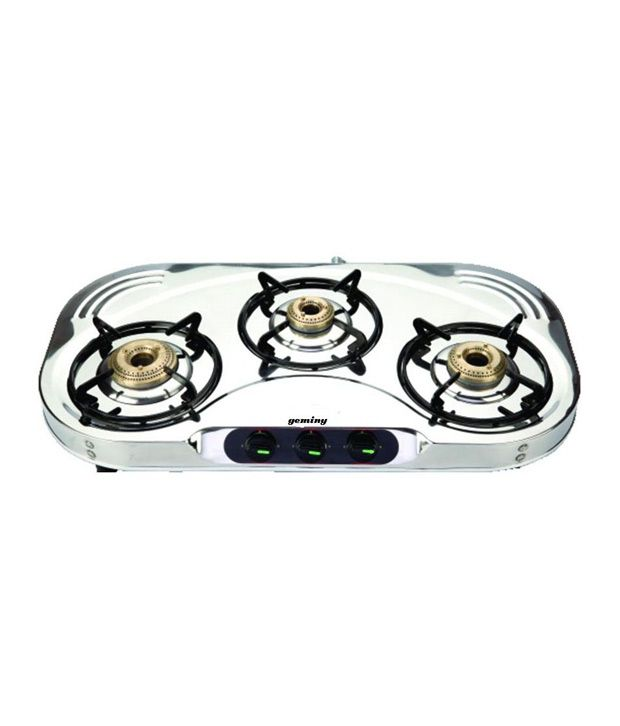 Geminy-BQ-129-Manual-Ignition-Gas-Cooktop-(3-Burner)