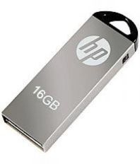 HP V-220W  16 GB Pen Drives Grey