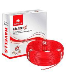 Havells PVC Insulated Core Cable - 10MM