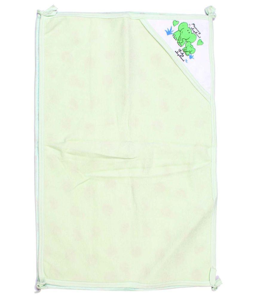 Babeezworld Multicolour Cotton Changing Mat