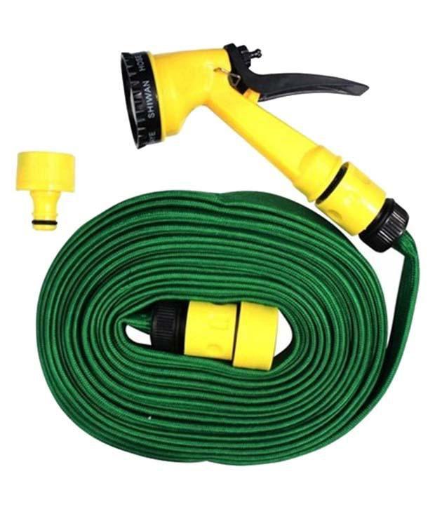 Vinayaka Green Polypropylene Water Spray With Carpet Cleaning Brush Glove