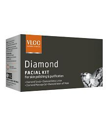 VLCC Diamond Facial Kit - 60g