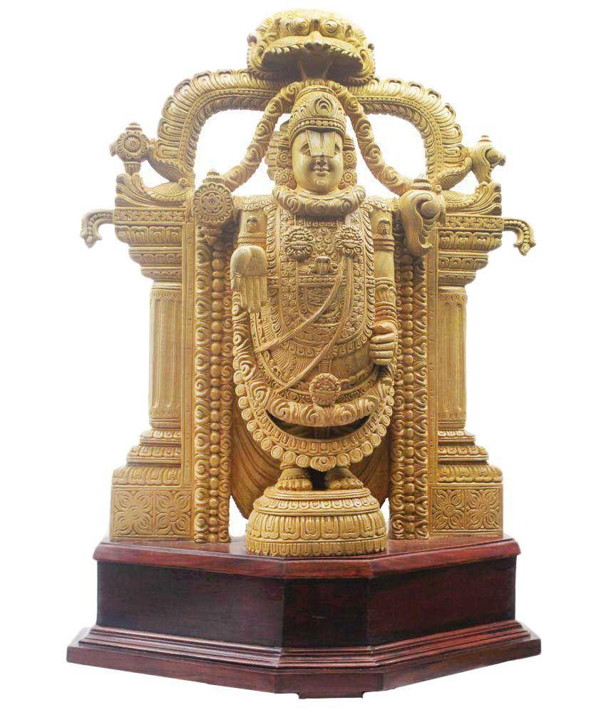 Indian Arts Museum Cedar Balaji Idol