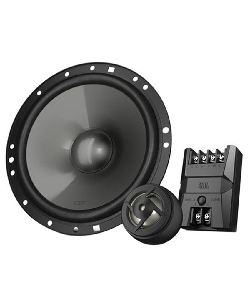 0034081e17f JBL CS-760CSI 6.5 Inches 2-Way 360W Component Set of 2 Car Speakers: Buy JBL  CS-760CSI 6.5 Inches 2-Way 360W Component Set of 2 Car Speakers Online at  Low ...