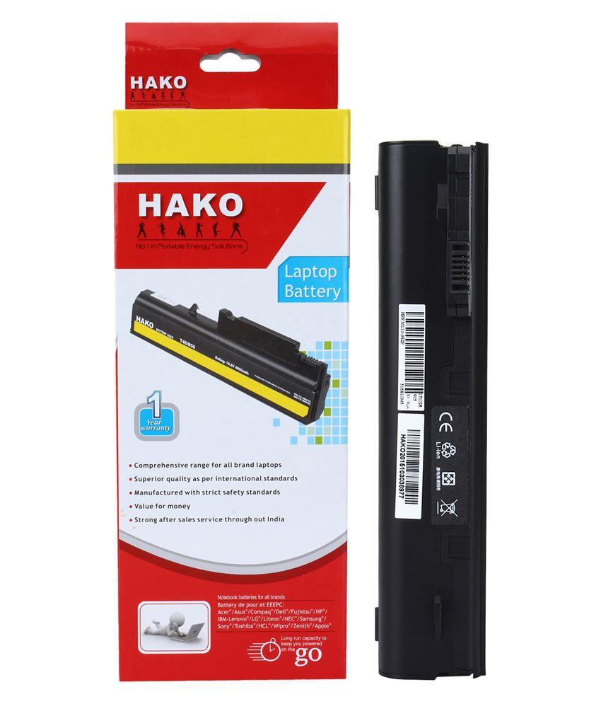 Hako Hp Compaq Mini 110c-1115ea 6 Cell Laptop Battery