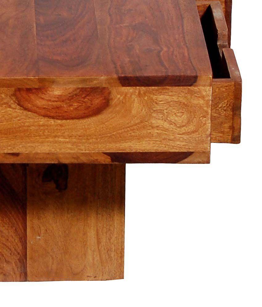 Ringabell Altavista Solid Wood Center Table - Buy ...
