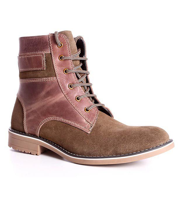Boot Ease Olive Boots
