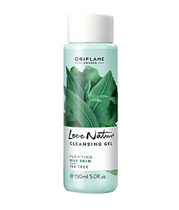 Oriflame Love Nature Tea Tree Cleansing Gel - 150 ml