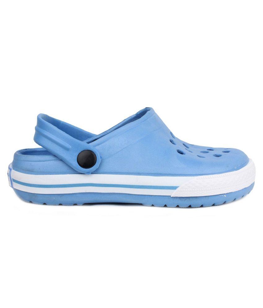 adaaf1812 Do Bhai Blue Clogs for Girls Price in India- Buy Do Bhai Blue Clogs ...
