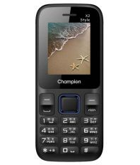 Champion X2 STYLE Below 256 MB Blue