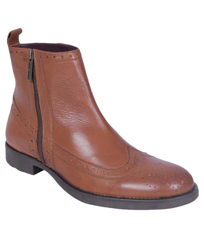outlet low shipping discount best seller Salt N Pepper Brown Boots cheap professional puz4gLQ