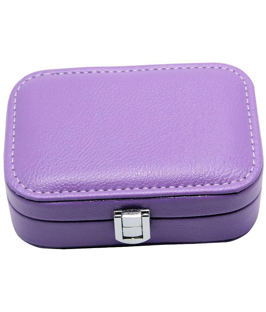 Homesmart Purple Jewellery Box